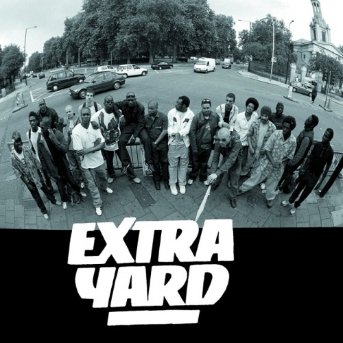 Extra Yard The Bouncement Revolution - Various Artists
