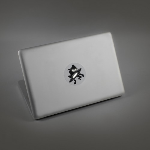 Laptop Decal Sticker - Ninja Tune