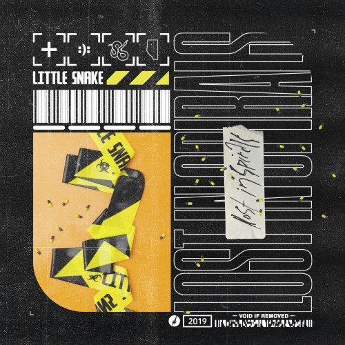 LOST IN SPIRALS EP - Little Snake